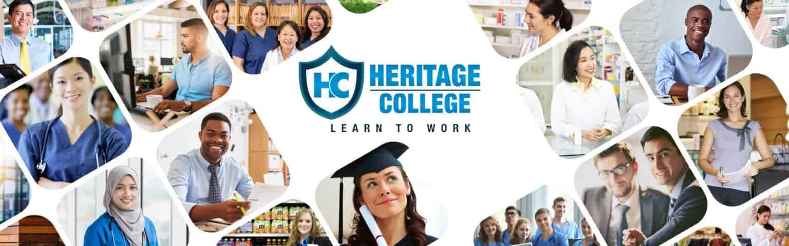 Heritage College Mobile Banner